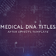 DNA Medical Trailer & Logo - VideoHive Item for Sale
