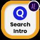 Search Intro Promo - VideoHive Item for Sale