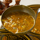 Serving Moroccan harira soup close up - PhotoDune Item for Sale