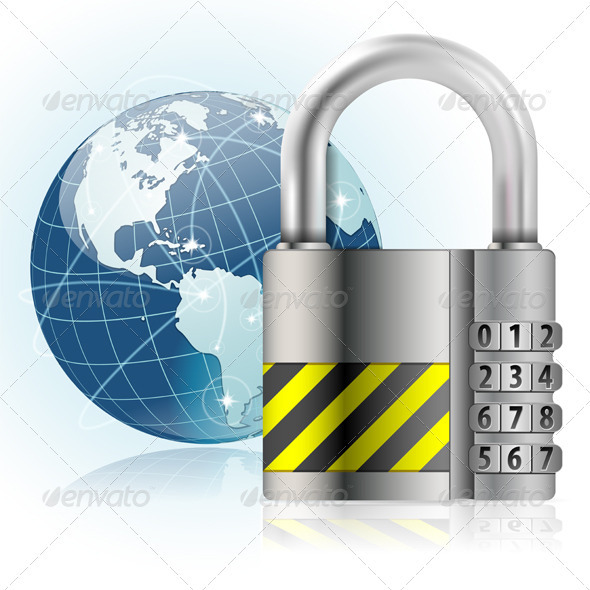 Padlock Safety - Communications Technology