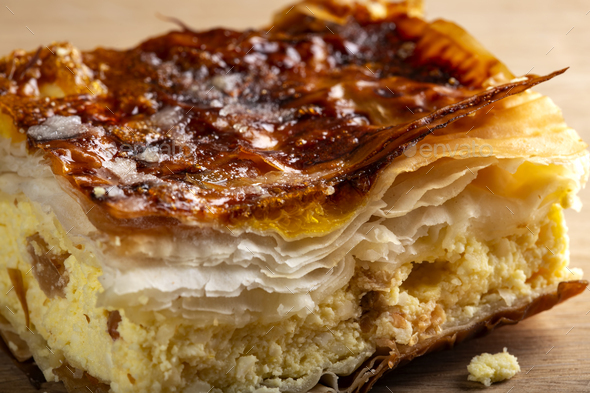 One piece of apple pie - Stock Photo - Images
