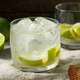 Refreshing Cold Caipirinha Cocktail with Cachaca - PhotoDune Item for Sale