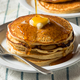 Homemade Warm Buttermilk Pancakes - PhotoDune Item for Sale