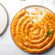 Filo Spinach and Feta Twist Pie - PhotoDune Item for Sale
