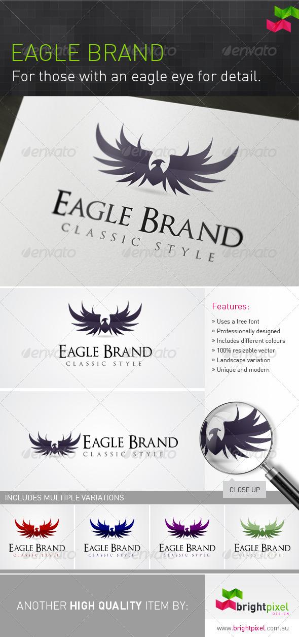 Eagle Brand - Animals Logo Templates