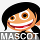 Female Mascot Creation Kit - GraphicRiver Item for Sale