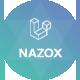 Nazox - Laravel Admin & Dashboard Template