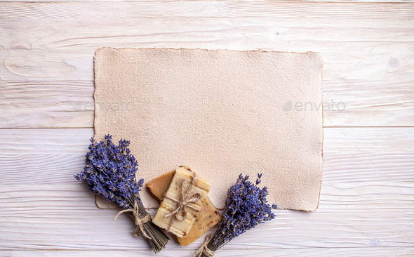 Spa lavender concept - Stock Photo - Images
