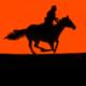 Kazakh Steppe Horse Races