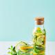 Fresh cool lemon-mint water, cocktail, detox drink. - PhotoDune Item for Sale
