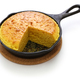 homemade cornbread in skillet, southern cooking - PhotoDune Item for Sale