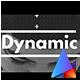 Black White Dynamic Logo - VideoHive Item for Sale