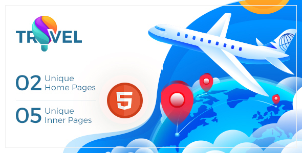 Nice Travel - Tourism HTML Template