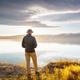 Man on the lake - PhotoDune Item for Sale