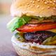 Tasty Burger - PhotoDune Item for Sale