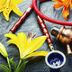 Smoking hookah with flower tobacco - PhotoDune Item for Sale