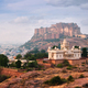 Jaswanth Thada mausoleum, Jodhpur, Rajasthan, India - PhotoDune Item for Sale
