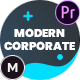 Modern Corporate Presentation for Premiere Pro - VideoHive Item for Sale