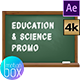 Education & Science Short Promo - VideoHive Item for Sale