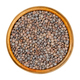 Unpeeled red lentils, dried seeds of Lens culinaris in wooden bowl - PhotoDune Item for Sale
