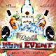 Summer Drinks Event Party Flyer - GraphicRiver Item for Sale