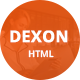 Dexon - Personal Portfolio HTML Template