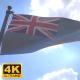 Tuvalu Flag on a Flagpole V4 - 4K - VideoHive Item for Sale