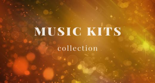 Music Kits by Coffee_Panda