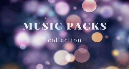 Music Packs by Coffee_Panda