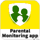 Parental monitoring Spy app - Monitor child's Whatsapp, SMS, call Logs, Instagram and more.