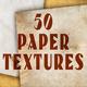 50 Paper Textures