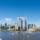 shanghai skyline in afternoon - PhotoDune Item for Sale