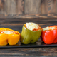 Baked stuffed peppers with rice - PhotoDune Item for Sale