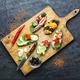 Appetizing summer bruschettas - PhotoDune Item for Sale