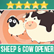 Sheep and Cow Opener - VideoHive Item for Sale