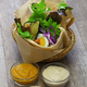 sabich: israeli pita sandwich - PhotoDune Item for Sale