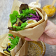 sabich, israeli pita sandwich - PhotoDune Item for Sale