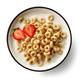 bowl of breakfast rings - PhotoDune Item for Sale