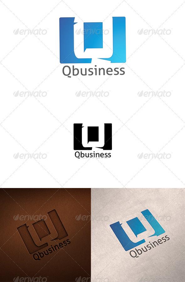 Q logo - Letters Logo Templates