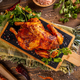 Oven baked whole chicken - PhotoDune Item for Sale