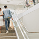 Couple walking up the stairs - PhotoDune Item for Sale