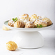 Delicious profiteroles with cream - PhotoDune Item for Sale