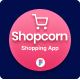 Shopcorn | Online Shopping Mobile Template