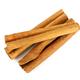 Three cinnamon sticks isolated on white - PhotoDune Item for Sale