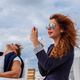 Redhead woman and one guy. - PhotoDune Item for Sale