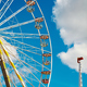Ferris wheel, childhood memories. - PhotoDune Item for Sale