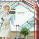 Businesswoman at the airport - PhotoDune Item for Sale