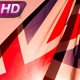 British Flag In Back Sunlight - VideoHive Item for Sale
