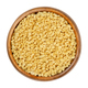 Soya granules, textured soy protein, soy meat in wooden bowl - PhotoDune Item for Sale