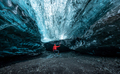Inside an ice cave in Iceland - PhotoDune Item for Sale